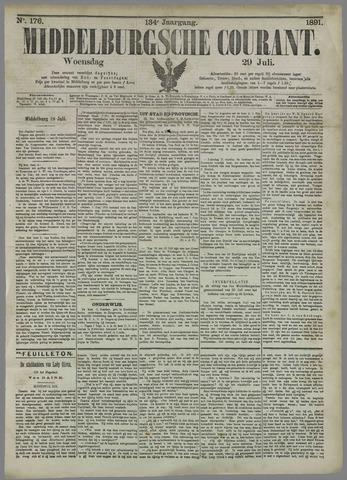 Middelburgsche Courant 1891-07-29