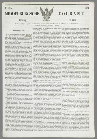 Middelburgsche Courant 1872-07-09