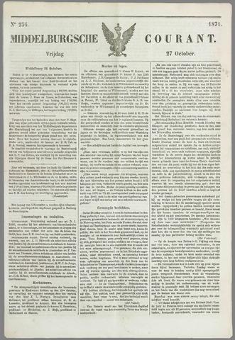 Middelburgsche Courant 1871-10-27