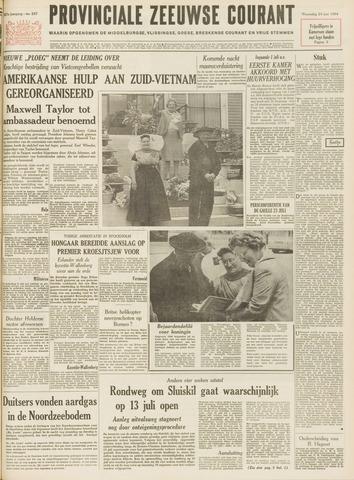 Provinciale Zeeuwse Courant 1964-06-24