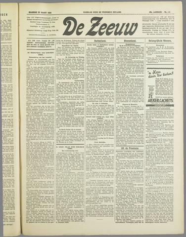 De Zeeuw. Christelijk-historisch nieuwsblad voor Zeeland 1934-03-26