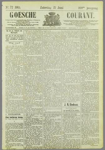 Goessche Courant 1913-06-21