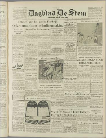de Stem 1953-08-26