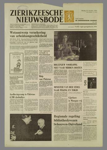 Zierikzeesche Nieuwsbode 1974-12-31