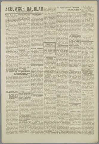 Zeeuwsch Dagblad 1945-10-20