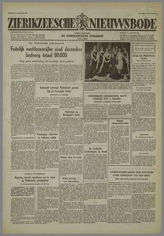 Zierikzeesche Nieuwsbode 1958-01-14
