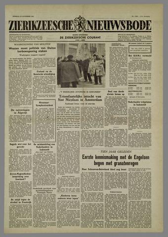 Zierikzeesche Nieuwsbode 1954-11-23