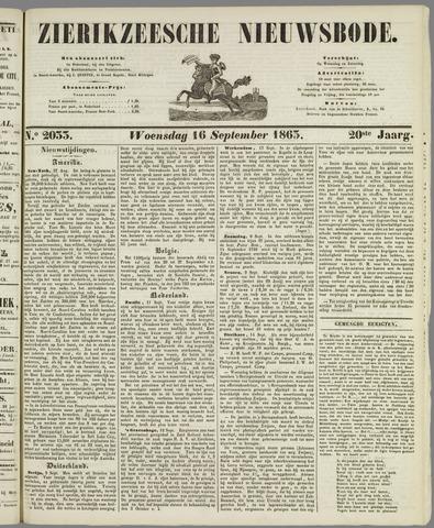 Zierikzeesche Nieuwsbode 1863-09-16