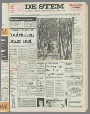 de Stem 1977-11-02