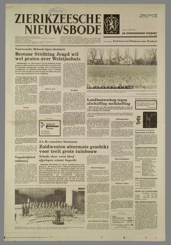 Zierikzeesche Nieuwsbode 1982-03-05