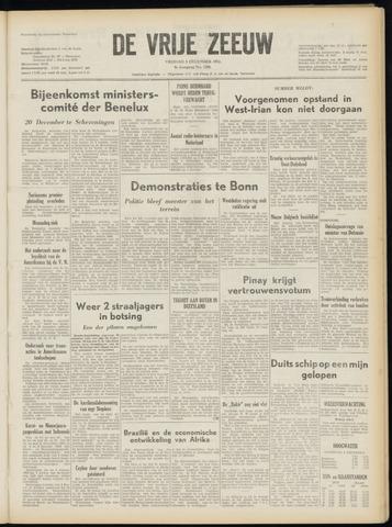 de Vrije Zeeuw 1952-12-05