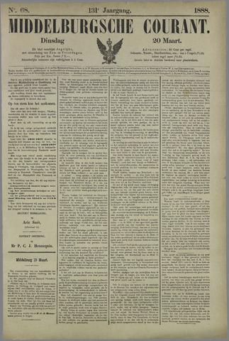Middelburgsche Courant 1888-03-20