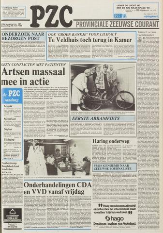 Provinciale Zeeuwse Courant 1986-05-28