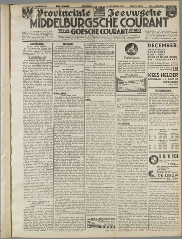Middelburgsche Courant 1937-12-11