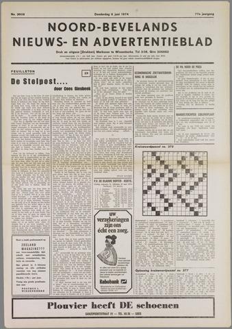 Noord-Bevelands Nieuws- en advertentieblad 1974-06-06