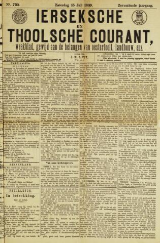 Ierseksche en Thoolsche Courant 1899-07-15