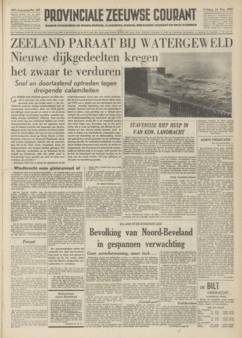 Provinciale Zeeuwse Courant 1954-12-24