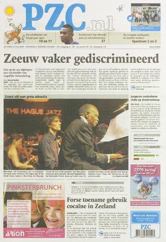 Provinciale Zeeuwse Courant 2009-05-23