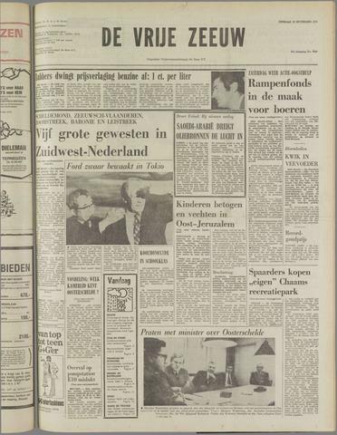 de Vrije Zeeuw 1974-11-19