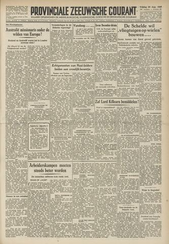 Provinciale Zeeuwse Courant 1946-08-30