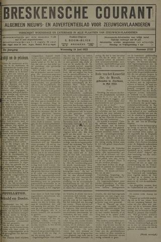 Breskensche Courant 1922-06-14