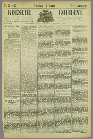 Goessche Courant 1917-03-13