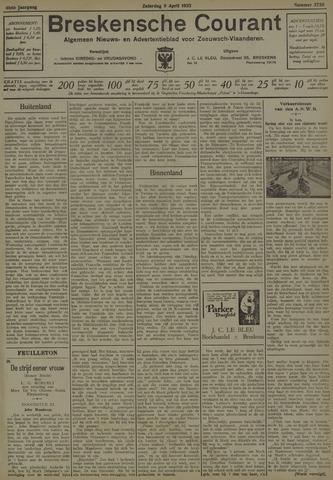 Breskensche Courant 1932-04-09