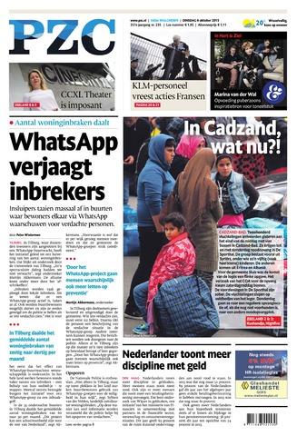 Provinciale Zeeuwse Courant 2015-10-06