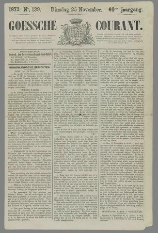 Goessche Courant 1873-11-25