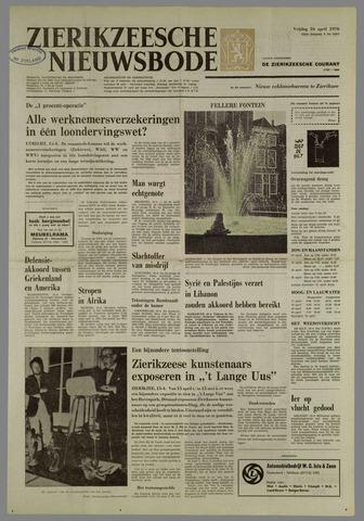 Zierikzeesche Nieuwsbode 1976-04-16