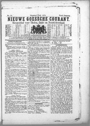 Nieuwe Goessche Courant 1875-07-06