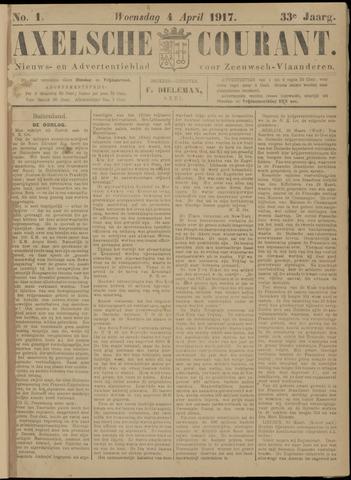 Axelsche Courant 1917-04-04