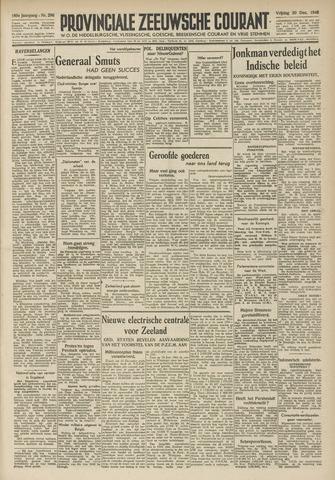 Provinciale Zeeuwse Courant 1946-12-20