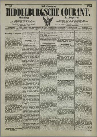Middelburgsche Courant 1893-08-14