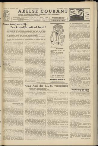 Axelsche Courant 1955-02-26