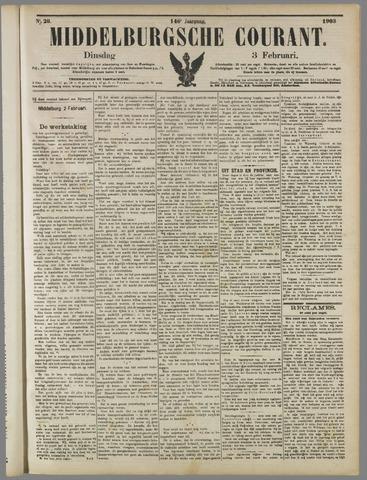 Middelburgsche Courant 1903-02-03