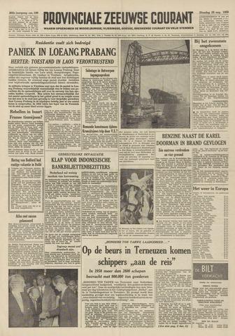 Provinciale Zeeuwse Courant 1959-08-25