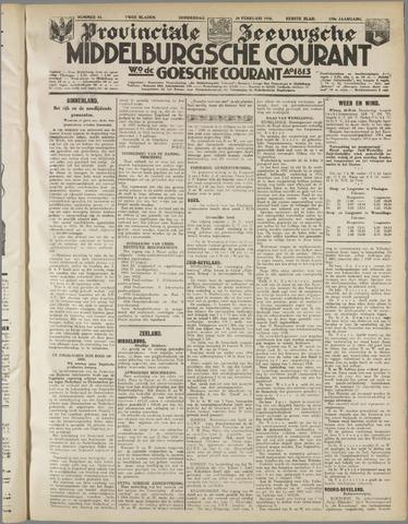 Middelburgsche Courant 1936-02-20