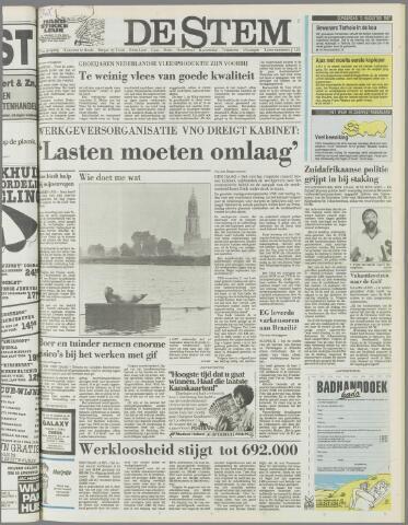 de Stem 1987-08-13