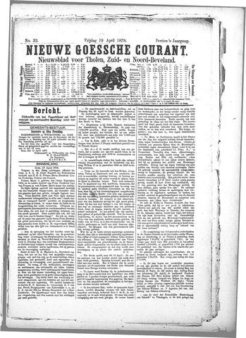 Nieuwe Goessche Courant 1878-04-19