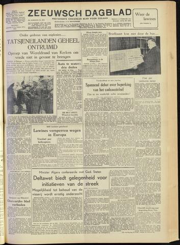 Zeeuwsch Dagblad 1955-02-11