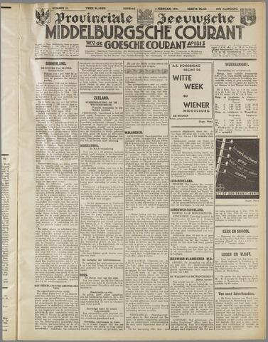 Middelburgsche Courant 1937-02-02