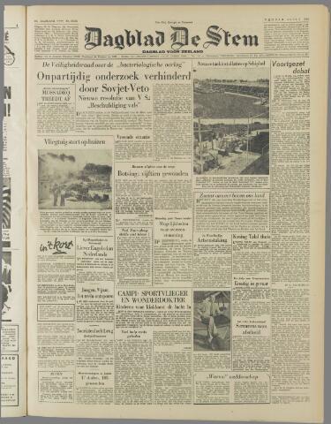 de Stem 1952-07-04