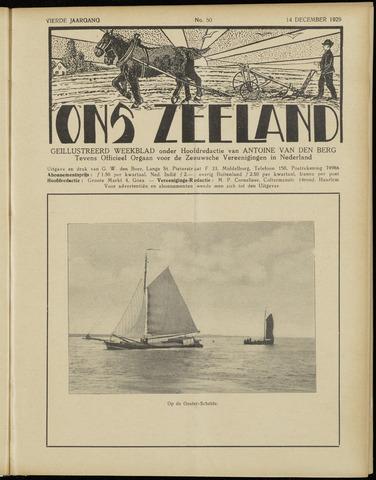 Ons Zeeland / Zeeuwsche editie 1929-12-14