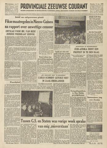 Provinciale Zeeuwse Courant 1960-01-12