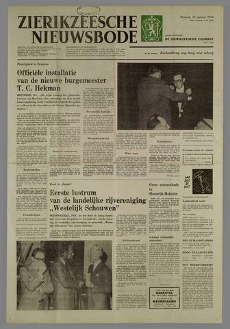 Zierikzeesche Nieuwsbode 1976-01-12