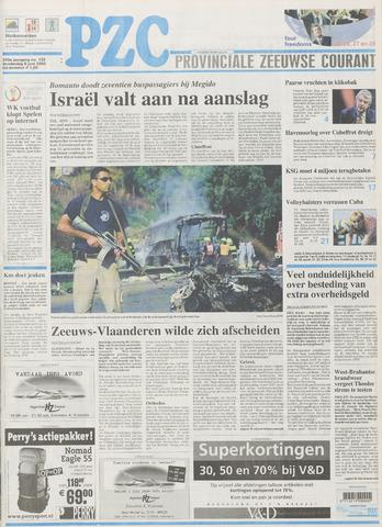 Provinciale Zeeuwse Courant 2002-06-06