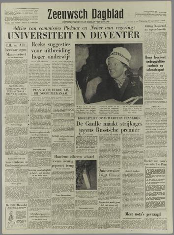Zeeuwsch Dagblad 1959-11-11