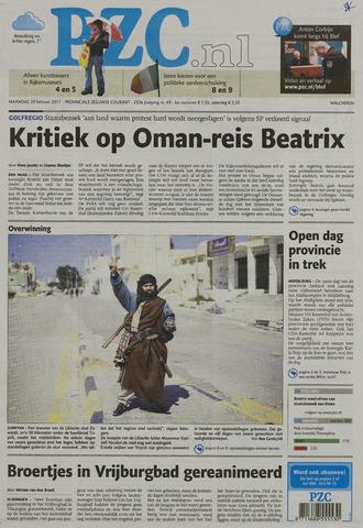 Provinciale Zeeuwse Courant 2011-02-28