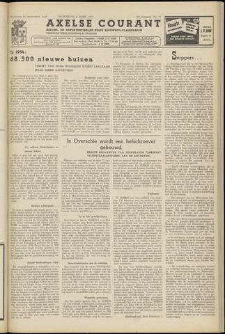 Axelsche Courant 1955-04-06